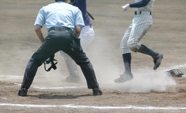 野球界でスピード違反?