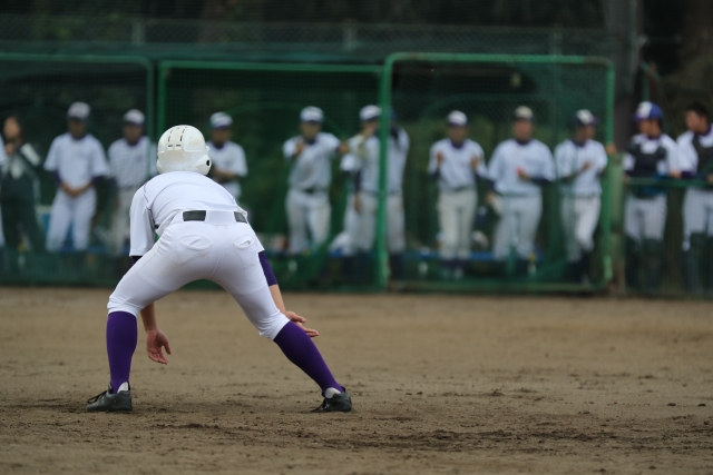 野球の難しさ~状況判断、ケースバイケース~