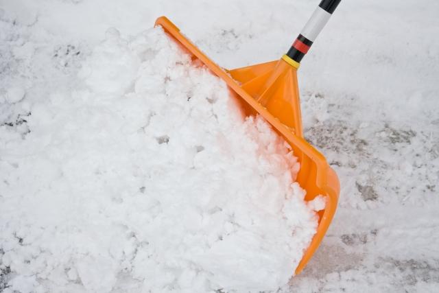除雪作業パート2